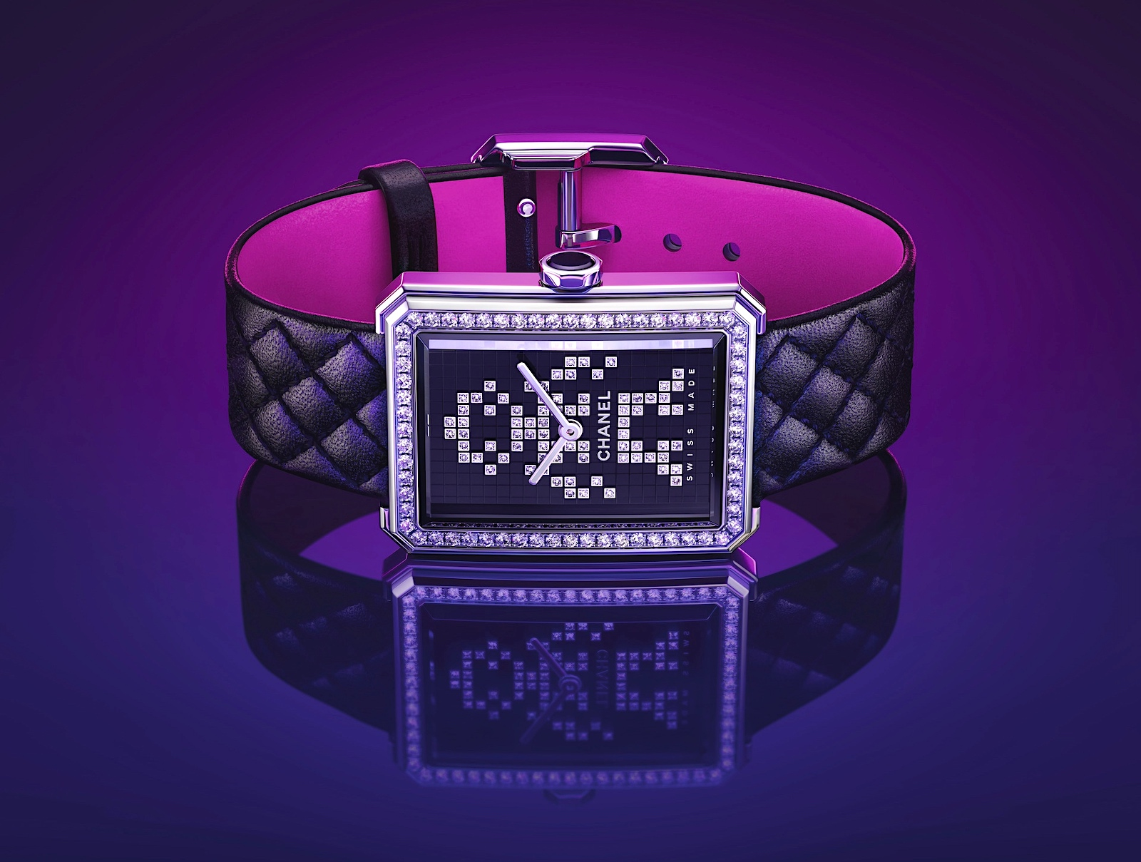 Chanel en Watches and Wonders 2021 - BOY·FRIEND electro