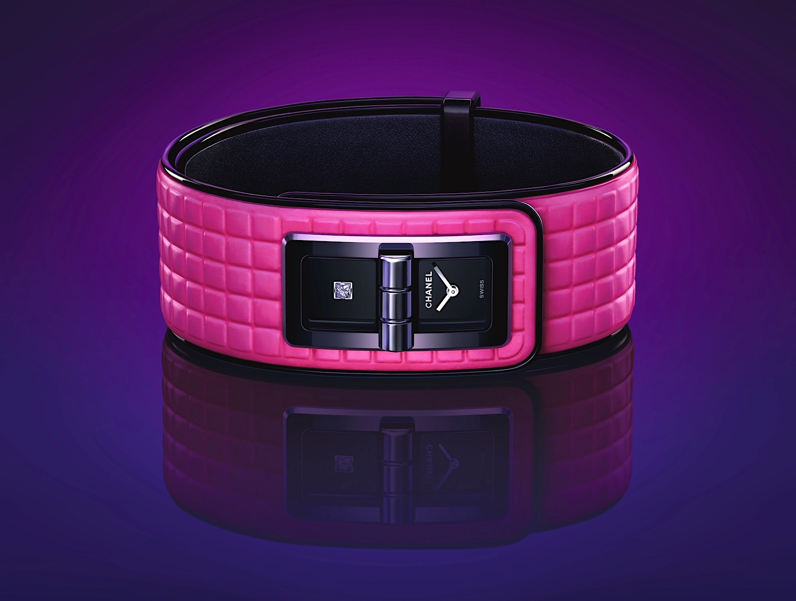 Chanel en Watches and Wonders 2021 - Code Coco electro