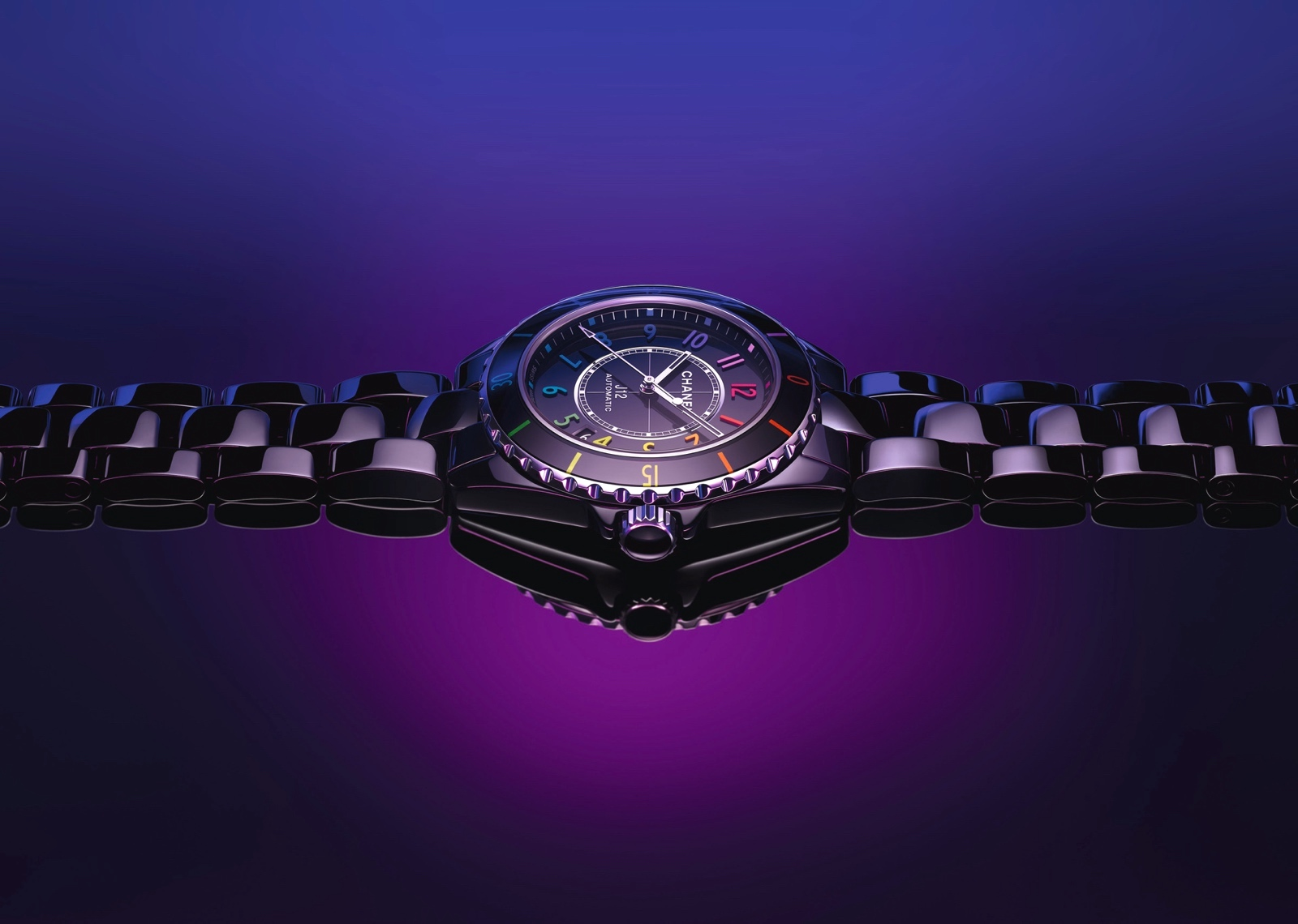 Chanel en Watches and Wonders 2021 - J12 Electro
