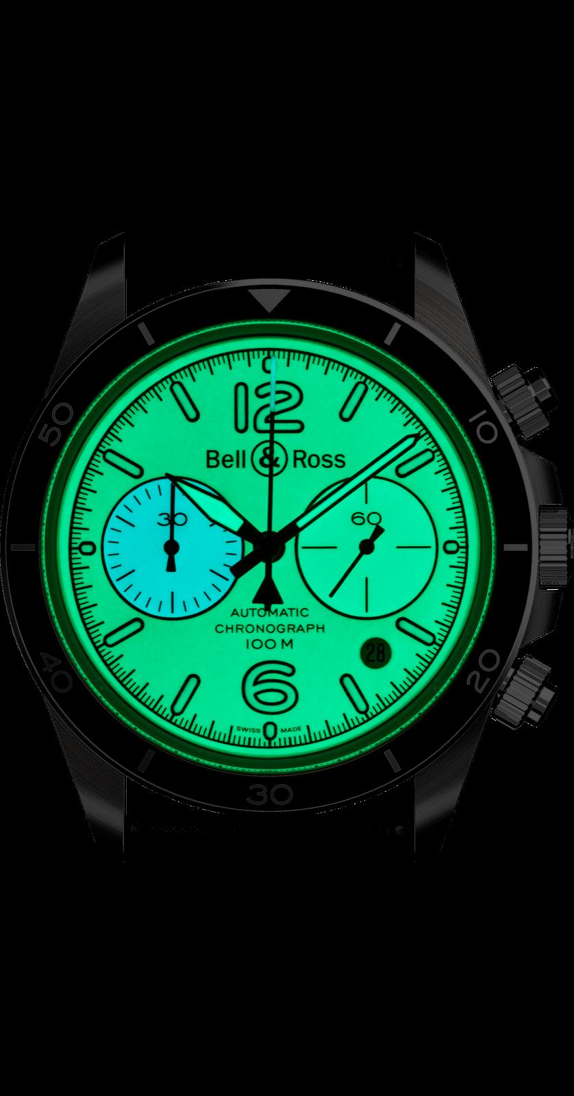 Bell & Ross V2-94 Full Lum