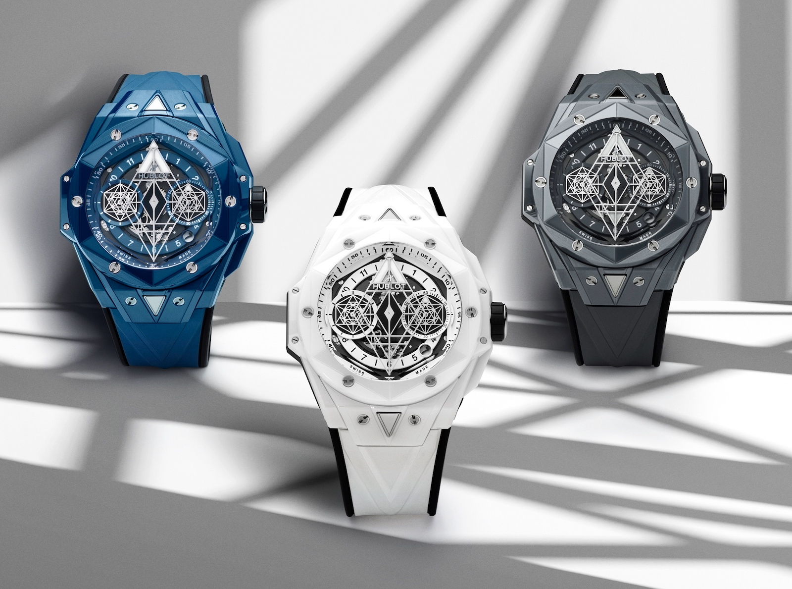 Hublot en Watches and Wonders 2021 - Big Bang Sang Bleu II