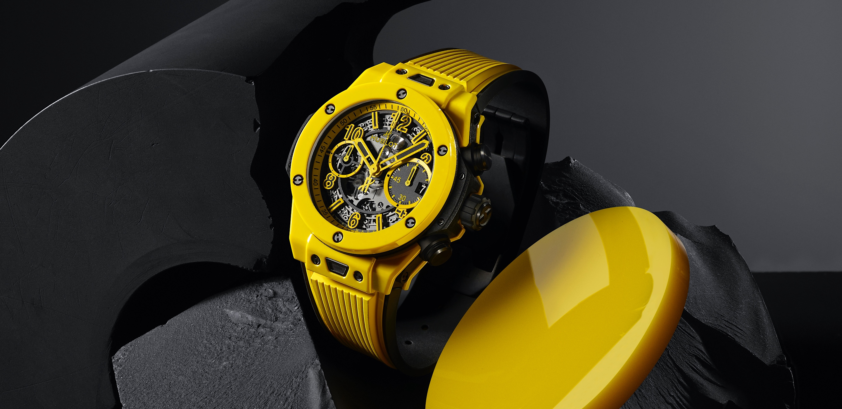 Hublot en Watches and Wonders 2021 - cover 2