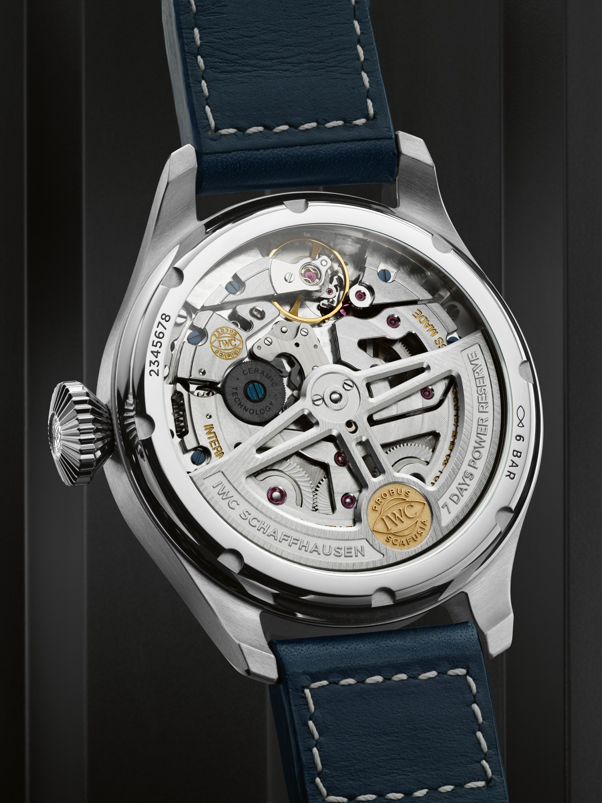 Big Pilot Pilot's Watches Perpetual Calendar