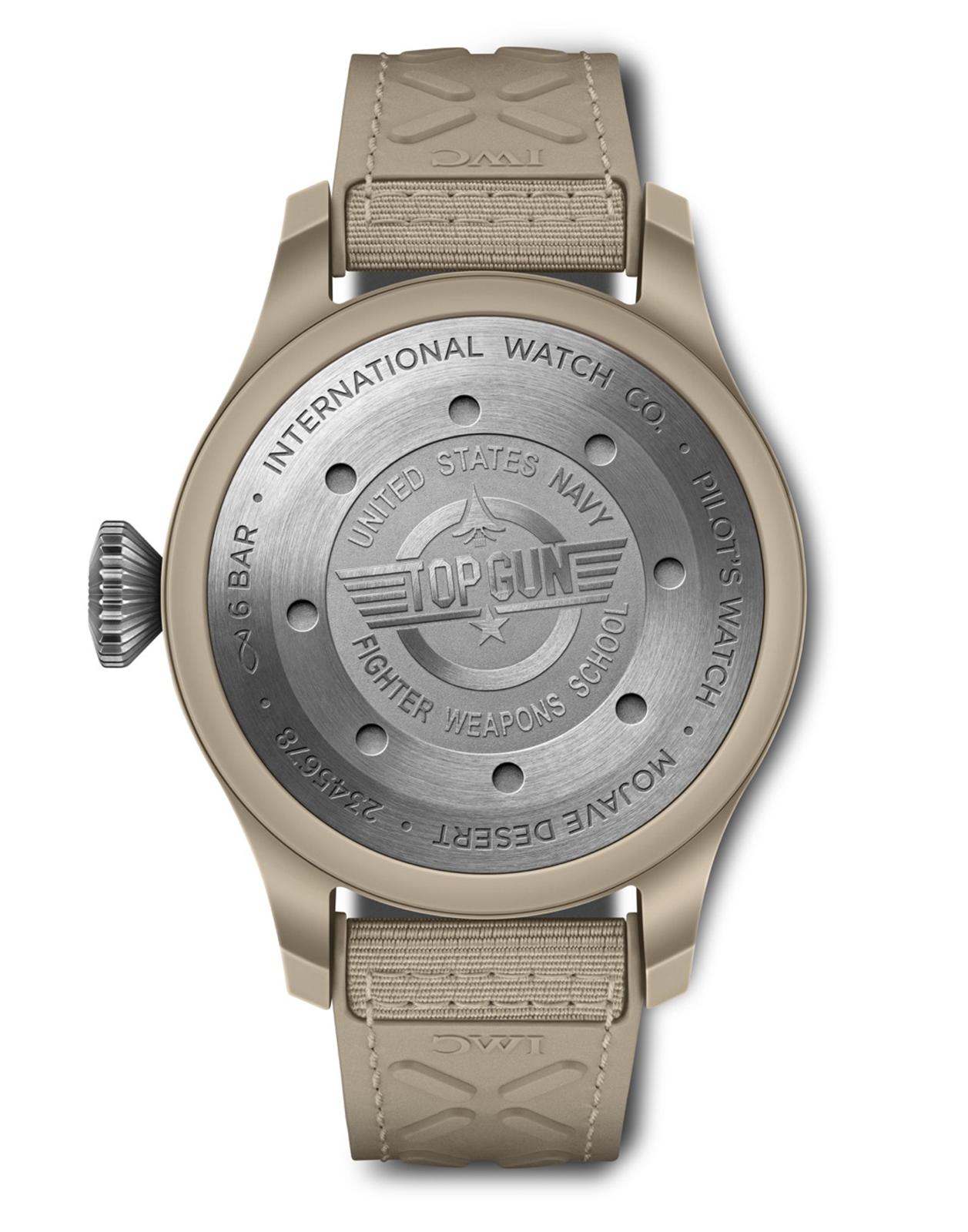 Big Pilot's Watches TopGun Mojave Desert