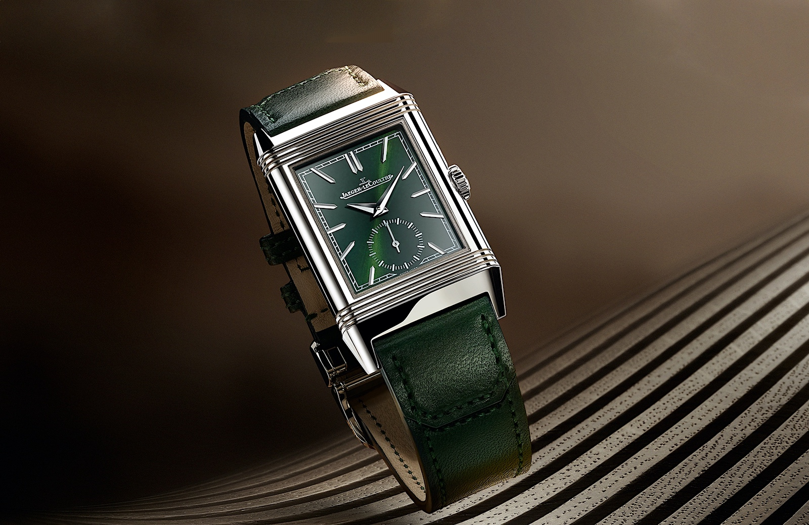 Jaeger-LeCoultre en Watches and Wonders 2021 - Reverso green 2