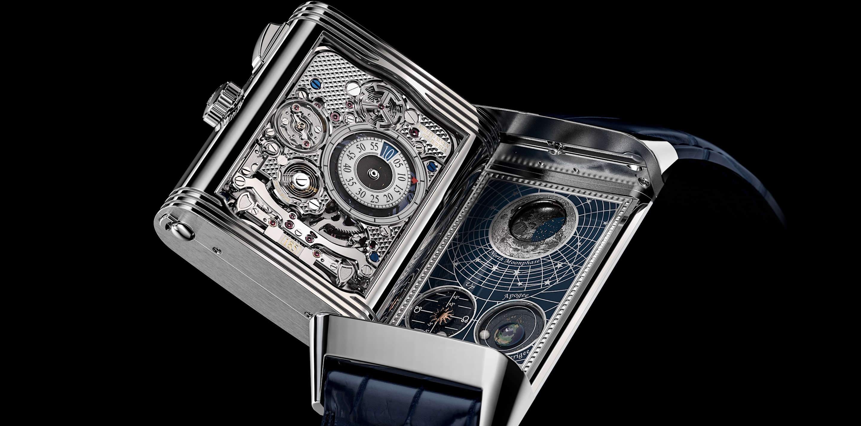 Jaeger-LeCoultre en Watches and Wonders 2021 - cover