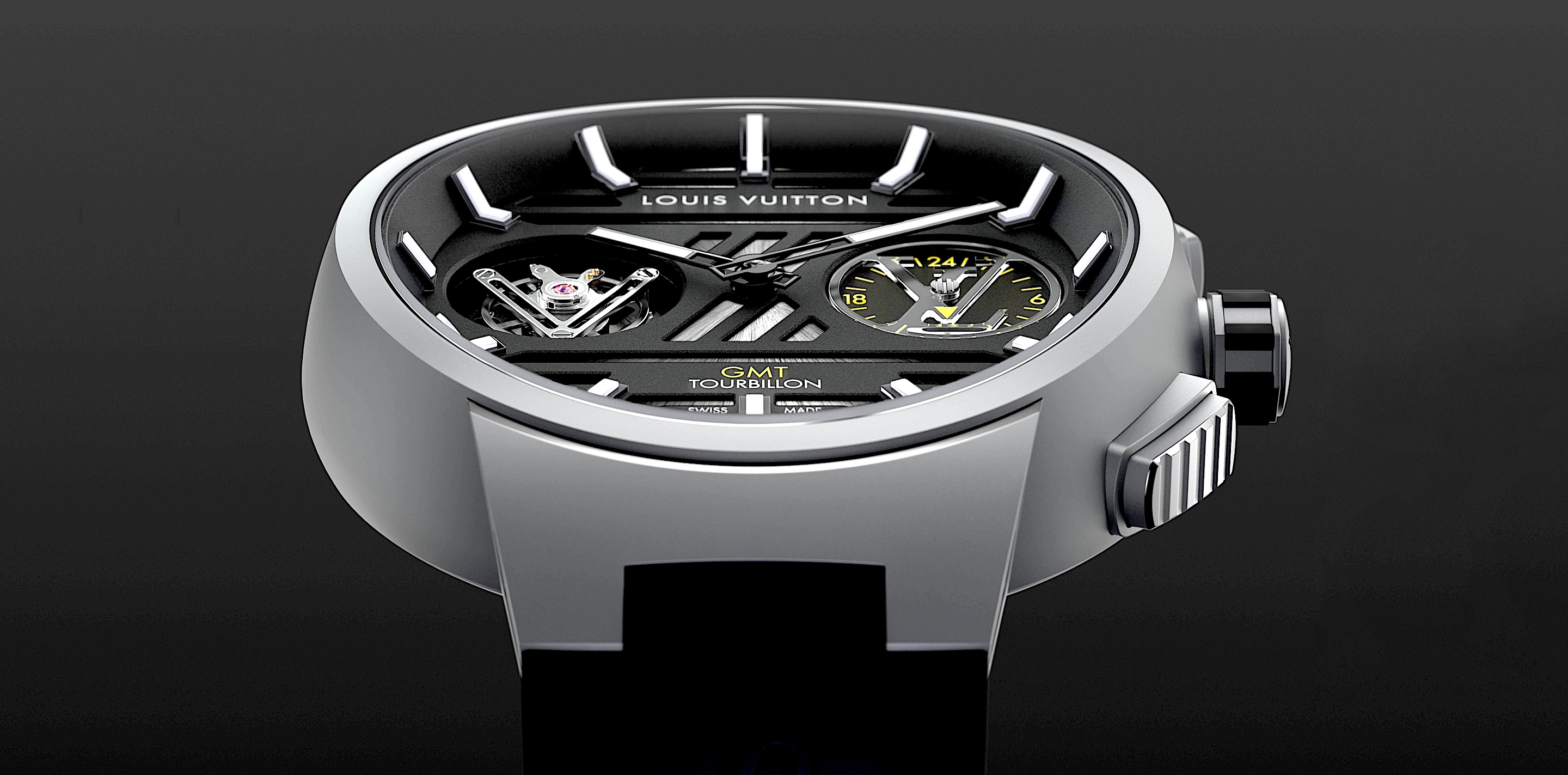 Louis Vuitton en Watches and Wonders 2021 - cover