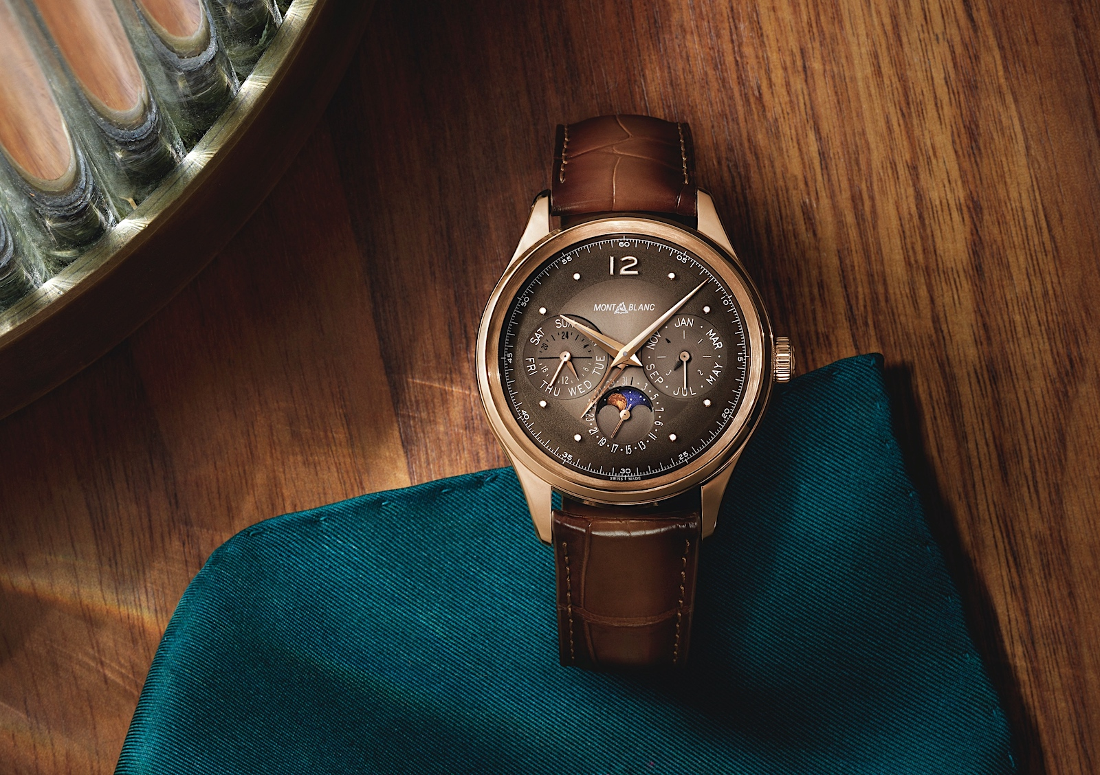 Montblanc en Watches and Wonders 2021 - Heritage Manufacture Perpetual Calendar