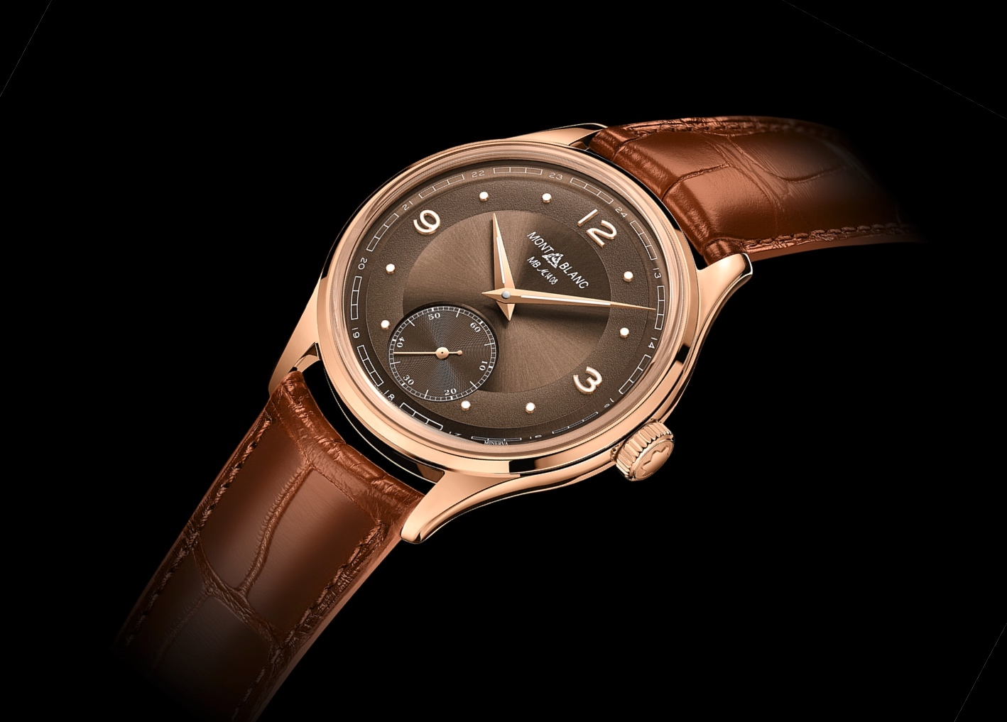 Montblanc en Watches and Wonders 2021 - Pythagore