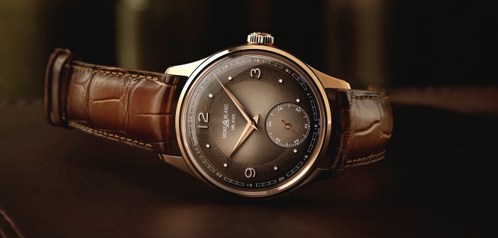 Montblanc en Watches and Wonders 2021. Nuevo calibre