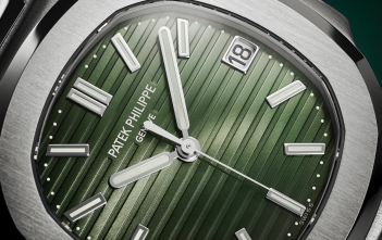 Patek Philippe en Watches and Wonders 2021. El Nautilus del 014