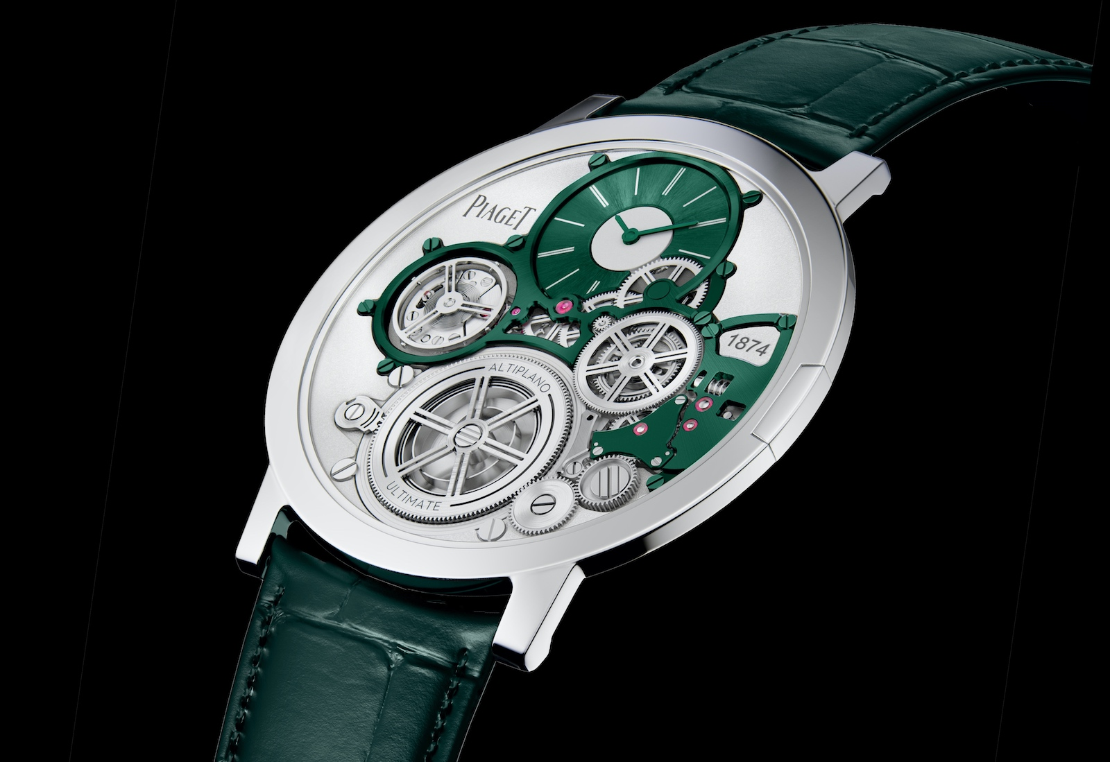 Piaget en Watches and Wonders 2021 - Altiplano Ultimate Concept