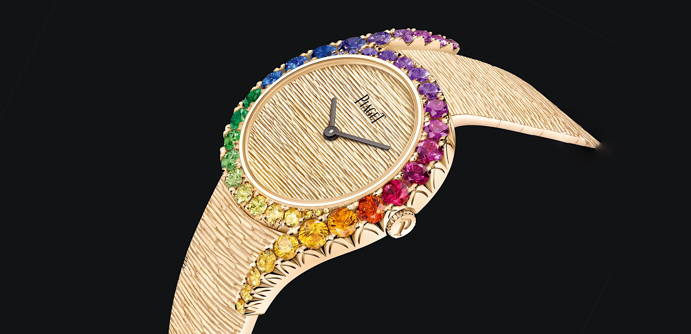 Piaget en Watches and Wonders 2021 - Limelight Gala Rainbow - cover