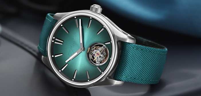 H. Moser en Watches and Wonders 2021. <br> Mega Cool y Tiger's Eye…