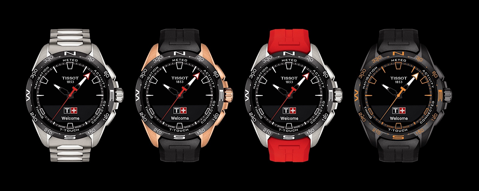 Tissot T-Touch Connect Solar - gama