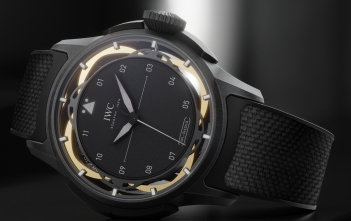 IWC Big Pilot's Watch Shock Absorber XPL