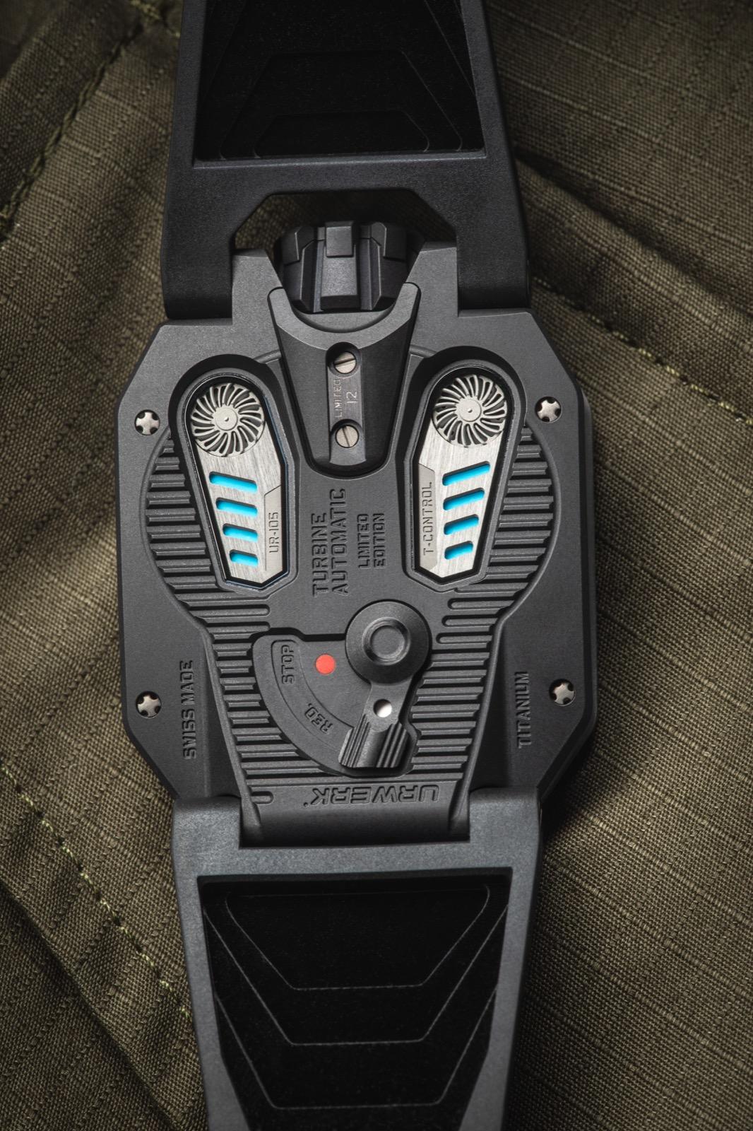 Urwerk UR-105 TTH