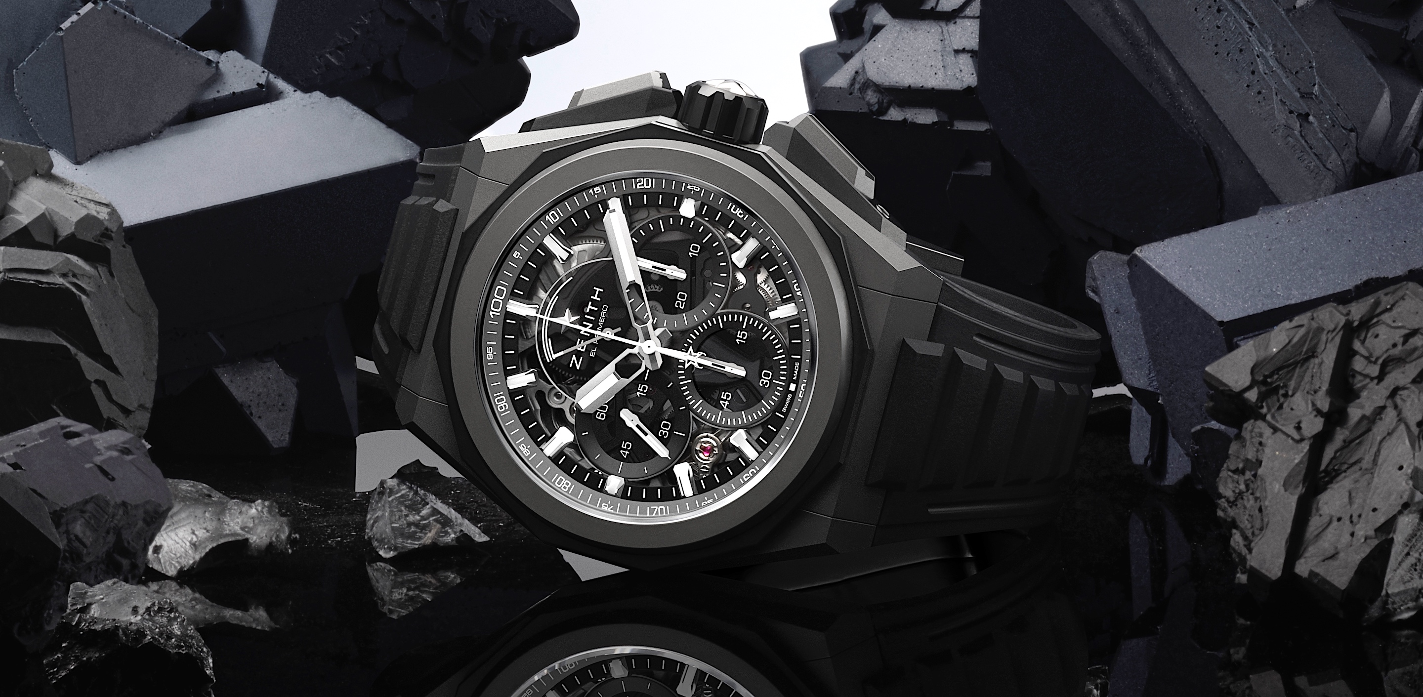 Zenith Defy Extreme - cover
