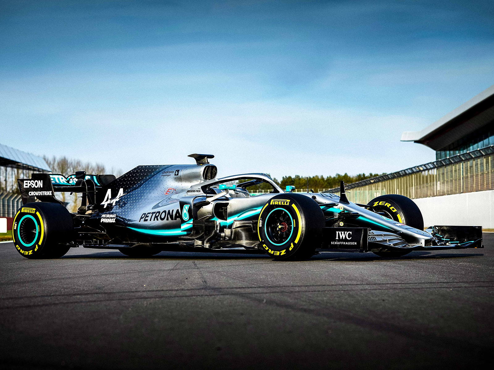 Mercedes-AMG IWC
