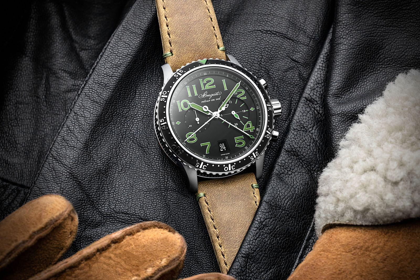 Breguet Type XXI 3815 - green lifestyle