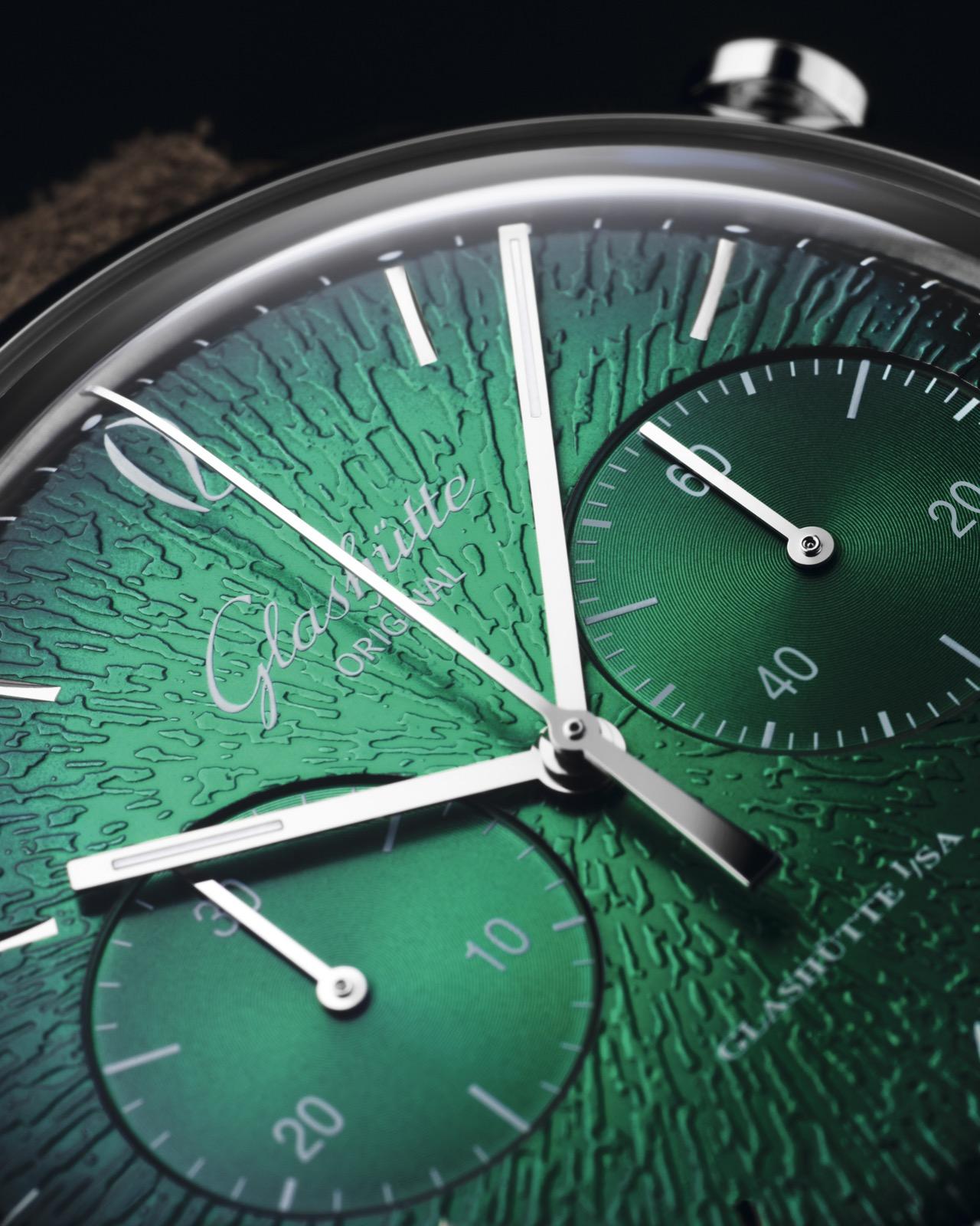 Glashütte Original Sixties Chronograph Annual Edition