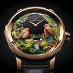 Jaquet Droz Bird Repeater «300th Anniversary Edition»
