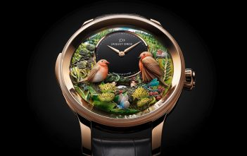 Jaquet Droz Bird Repeater 300th Anniversary Edition - cover 2