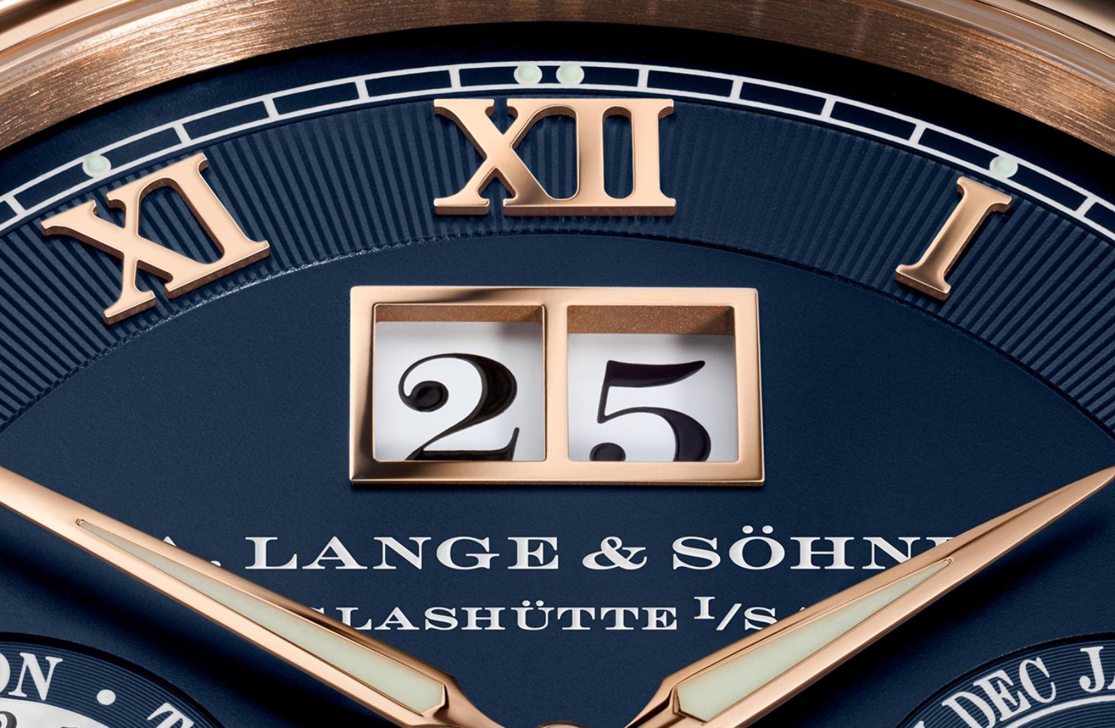 A. Lange & Söhne Langematik Perpetual 20º aniversario