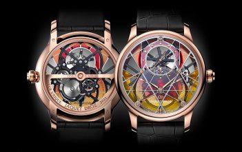 Jaquet Droz Grande Seconde Tourbillon Skelet-One Only Watch 2021