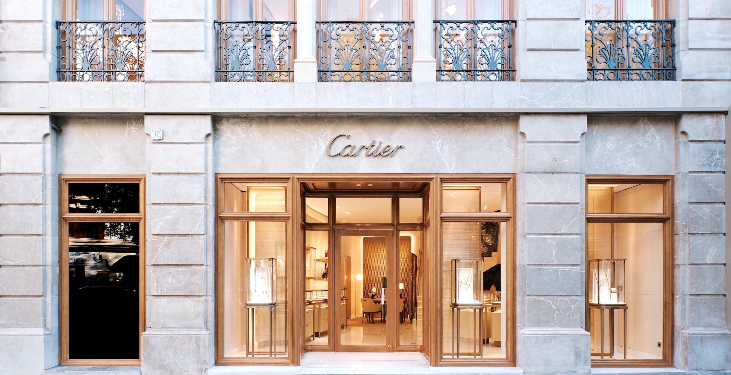 Boutique Cartier de Palma de Mallorca - cover