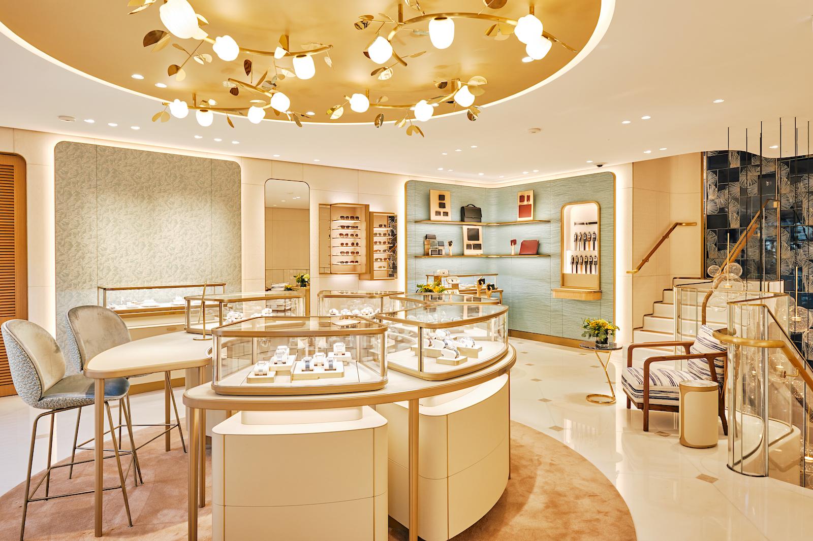 Boutique Cartier de Palma de Mallorca - primera planta 02