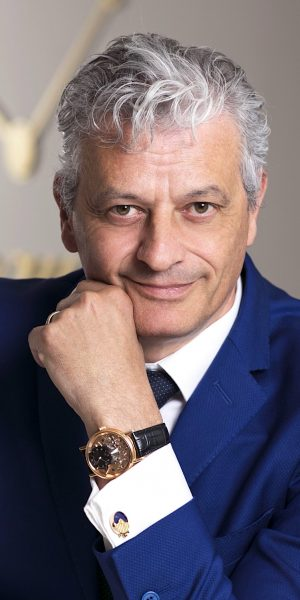 Lionel a Marca, nuevo CEO de Breguet