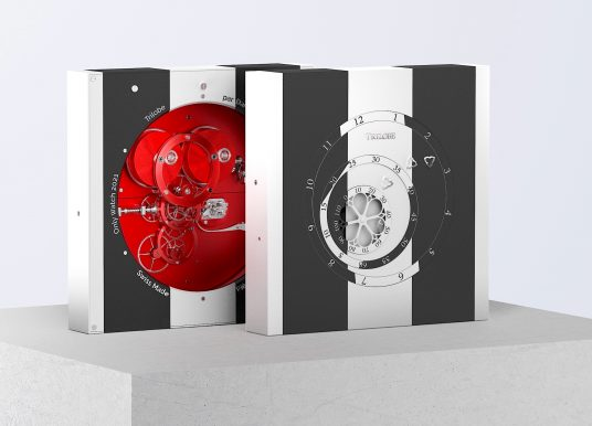 Trilobe par Daniel Buren: La Réciproque