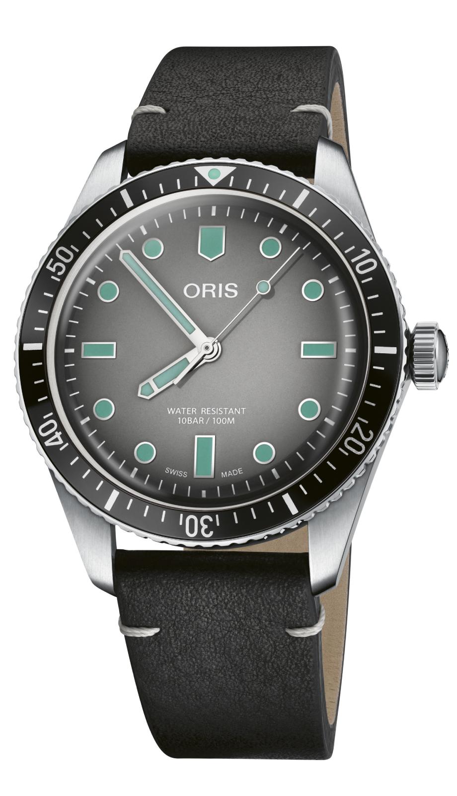 Oris Divers Sixty-Five Glow