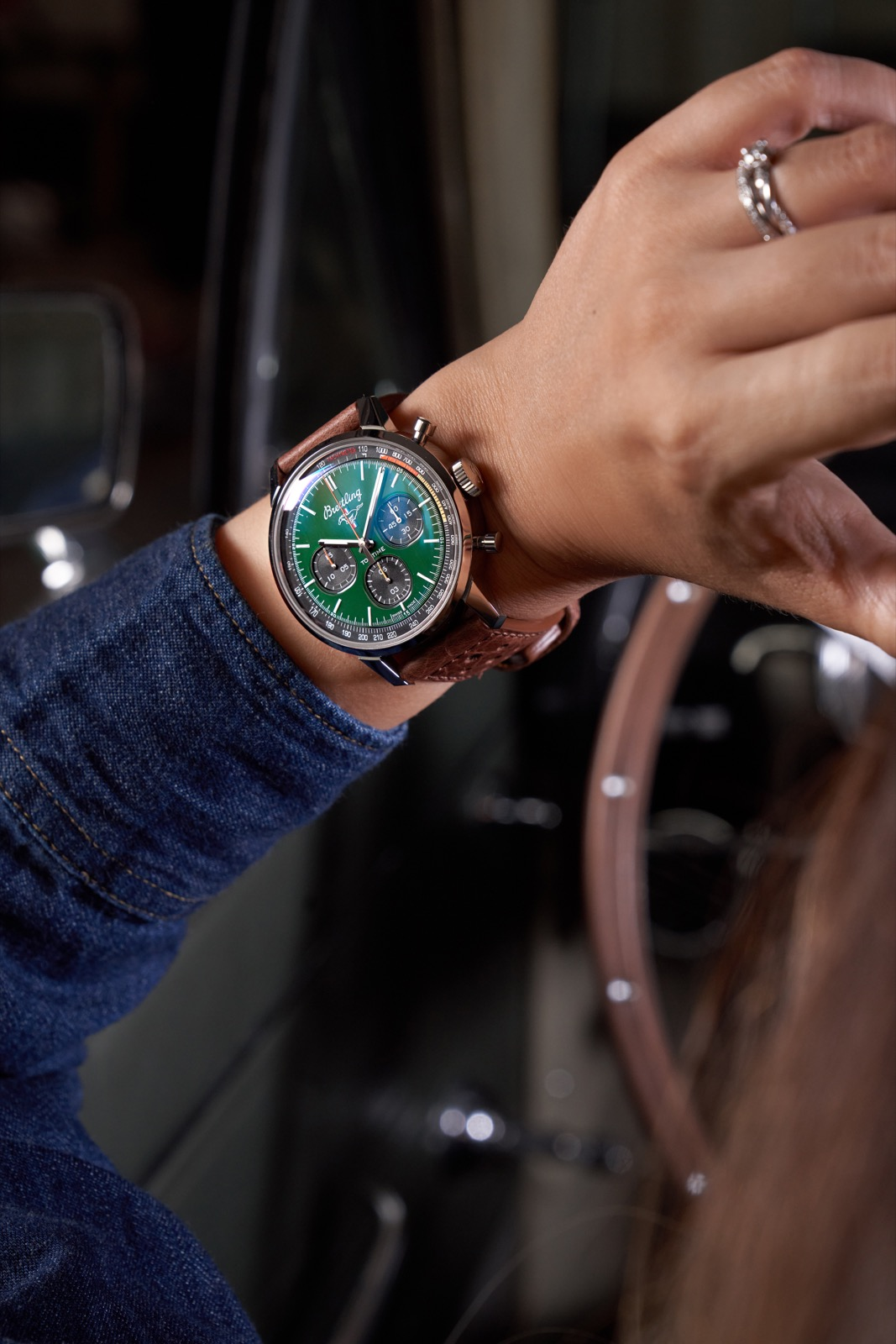Breitling lanza los Top Time Classic Cars