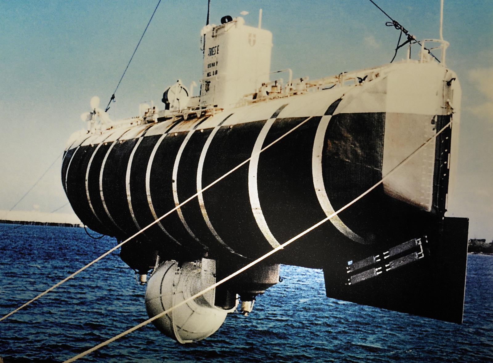 "Rolex de 1965 ""Deep Sea Special"""