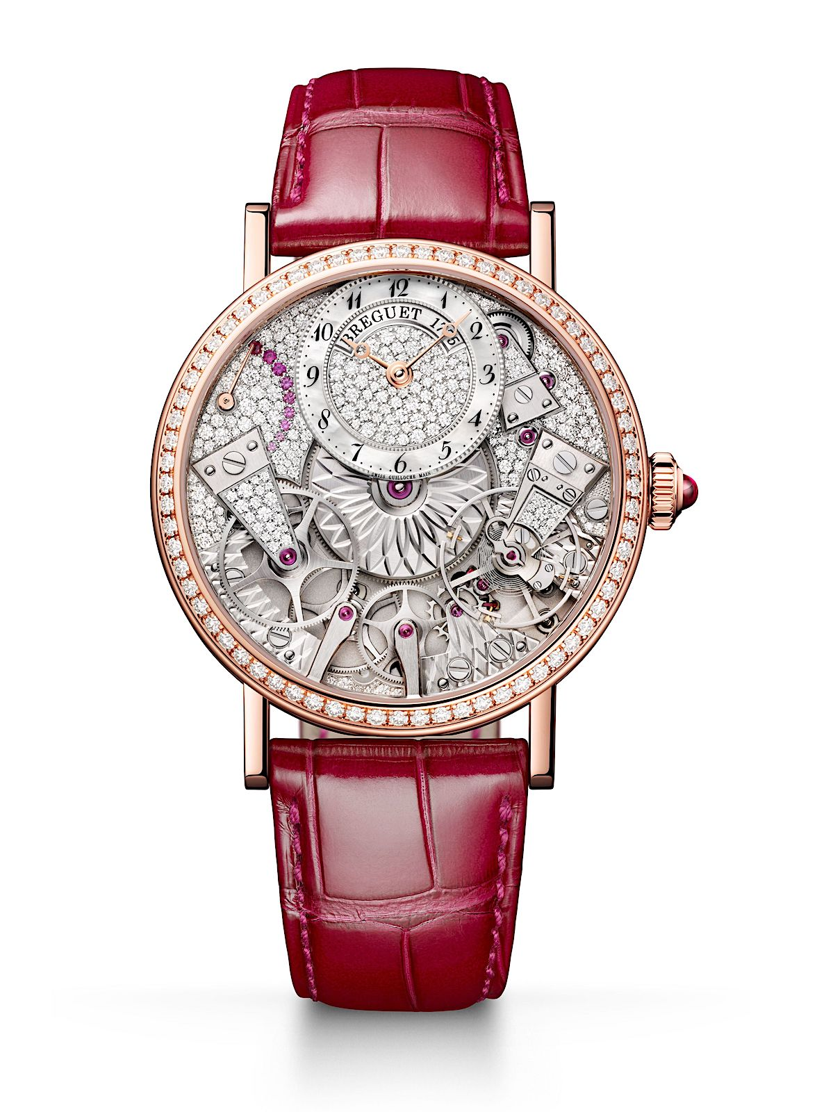 Breguet Tradition 7035 - front