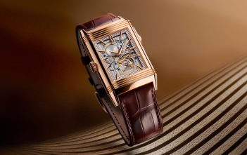 Jaeger-LeCoultre Reverso Tribute Minute Repeater - cover