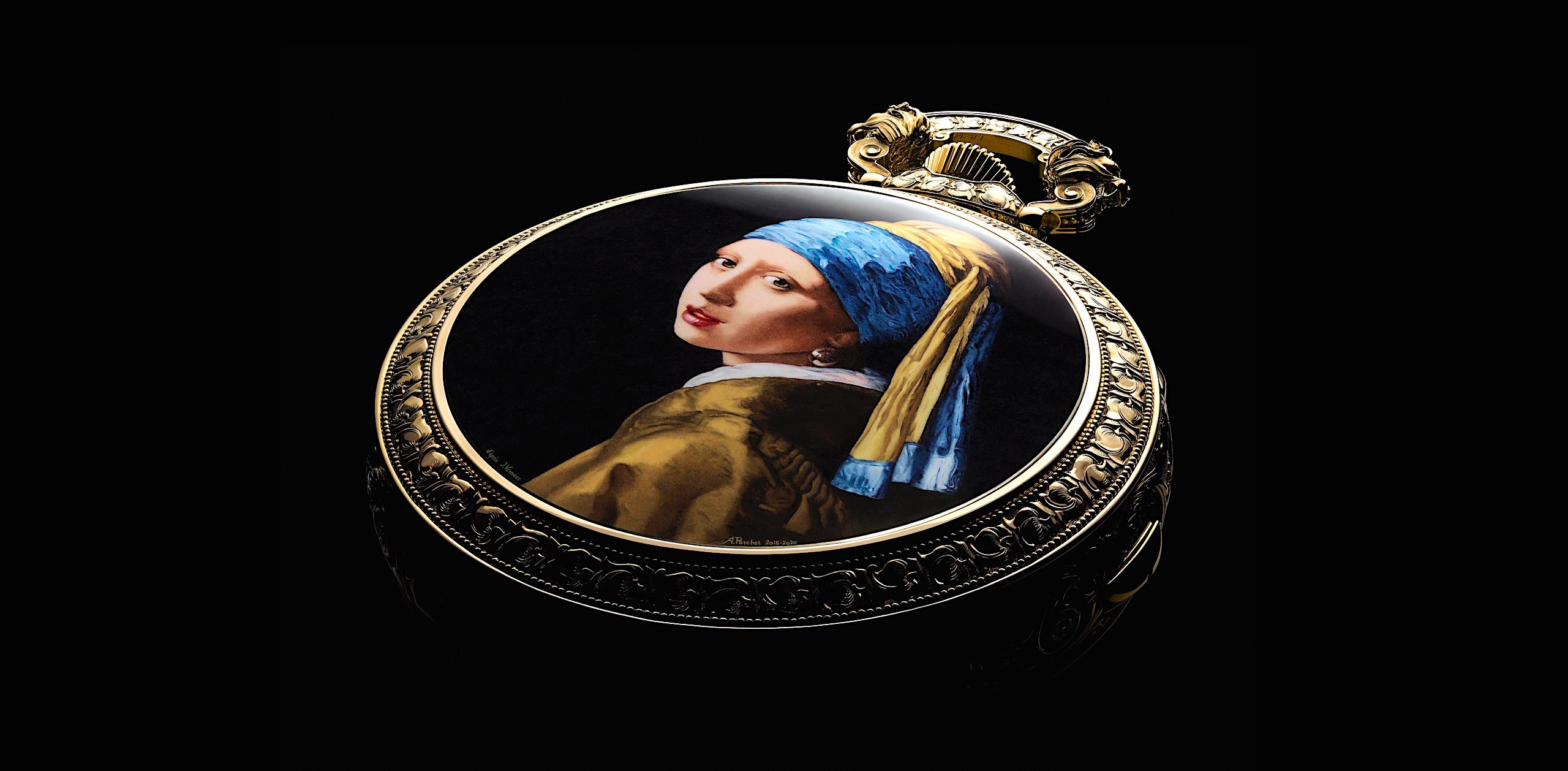 Vacheron Constantin Les Cabinotiers Westminster Sonnerie – Tribute to Johannes Vermeer - cover