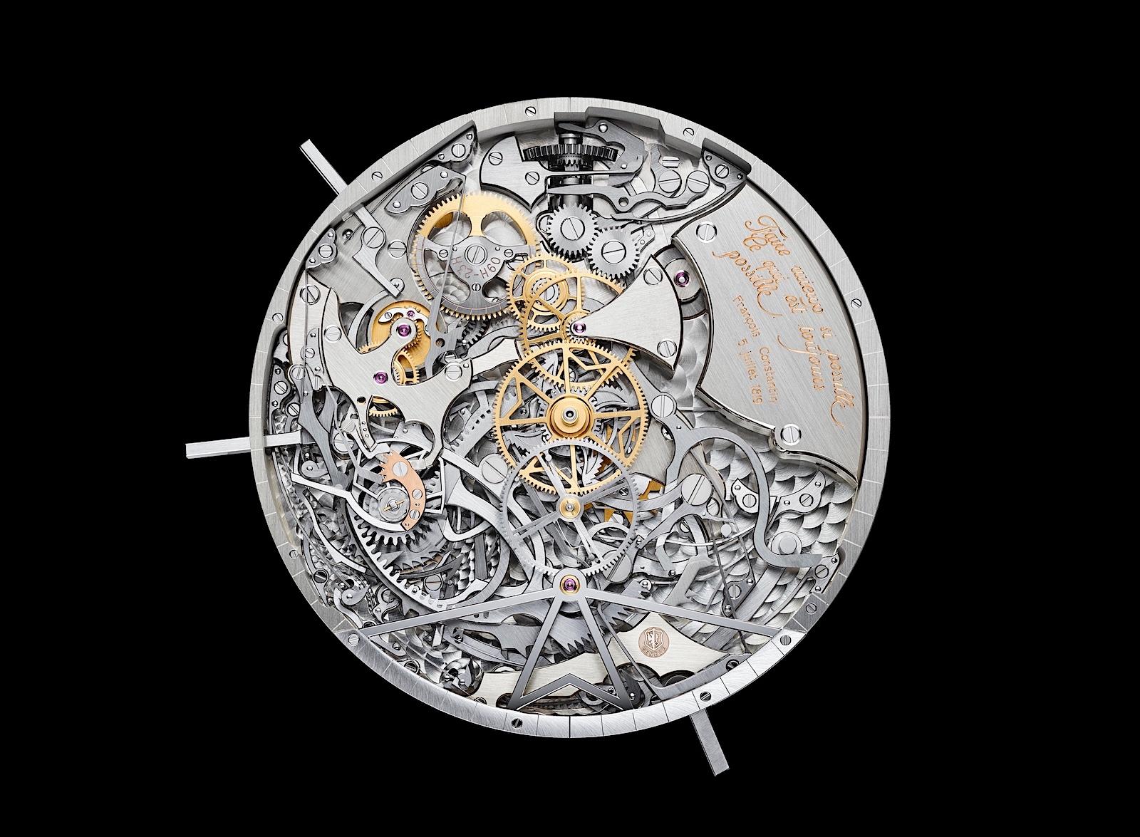 Vacheron Constantin calibre 3761 - anverso