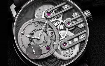Armin Strom Gravity Equal Force Ultimate Sapphire - cover