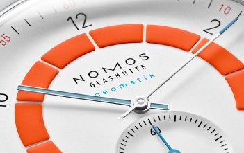 Nomos Autobahn Director's Cut Limited Edition - cover