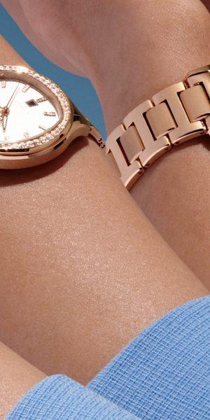 Piaget Polo Date en 36 mm. Femenino y versátil