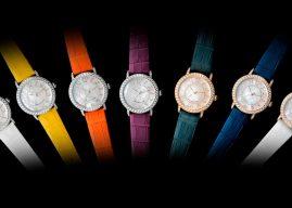 Blancpain presenta el Ladybird Colors en siete versiones